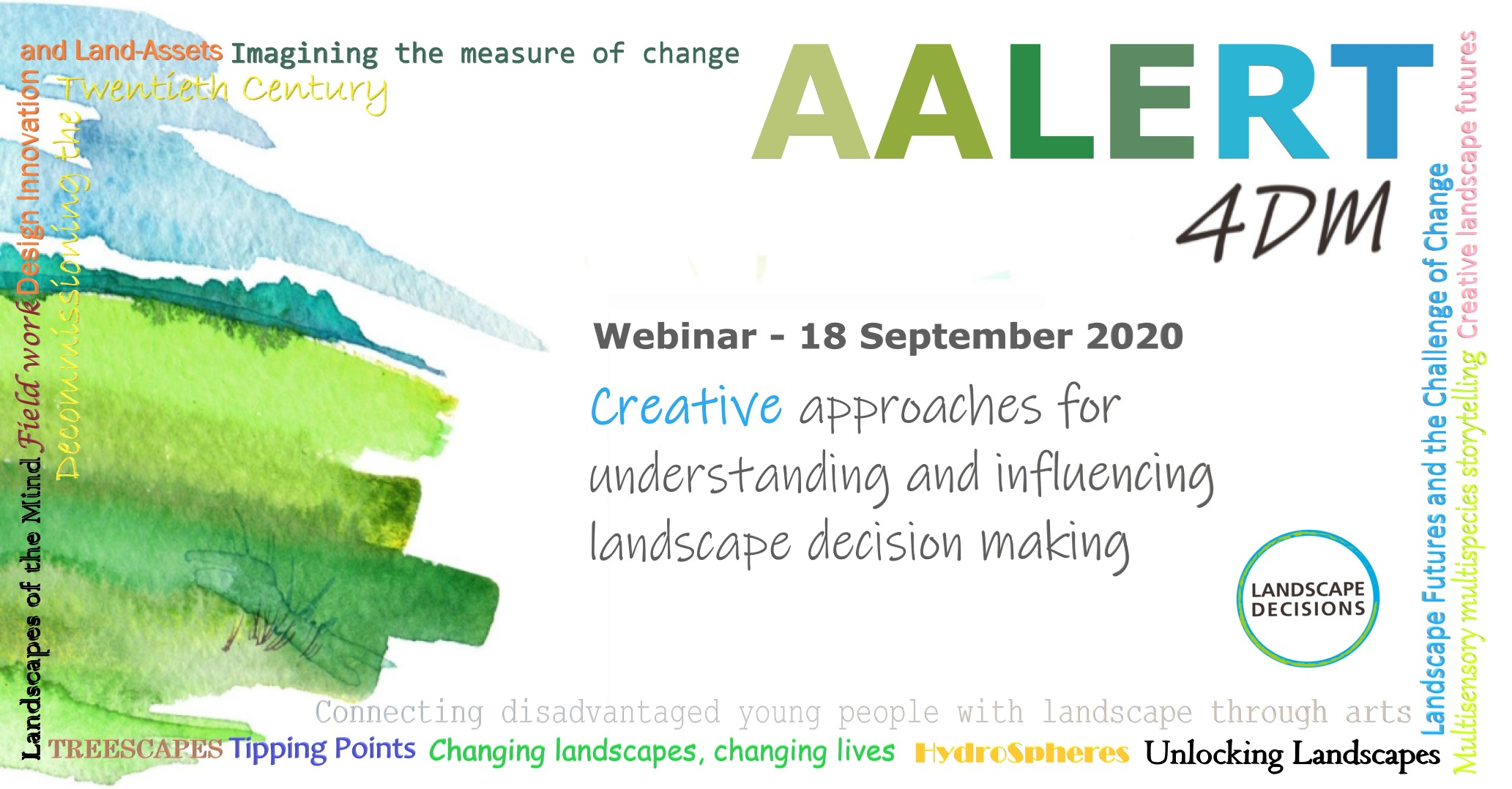 Creative approaches for understanding and influencing landscape decision making