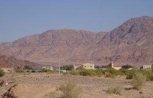 Faynan village