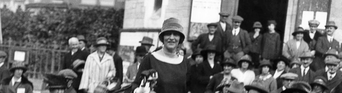 THE LONG READ: Nancy Astor – pioneering, problematic and feminist by default