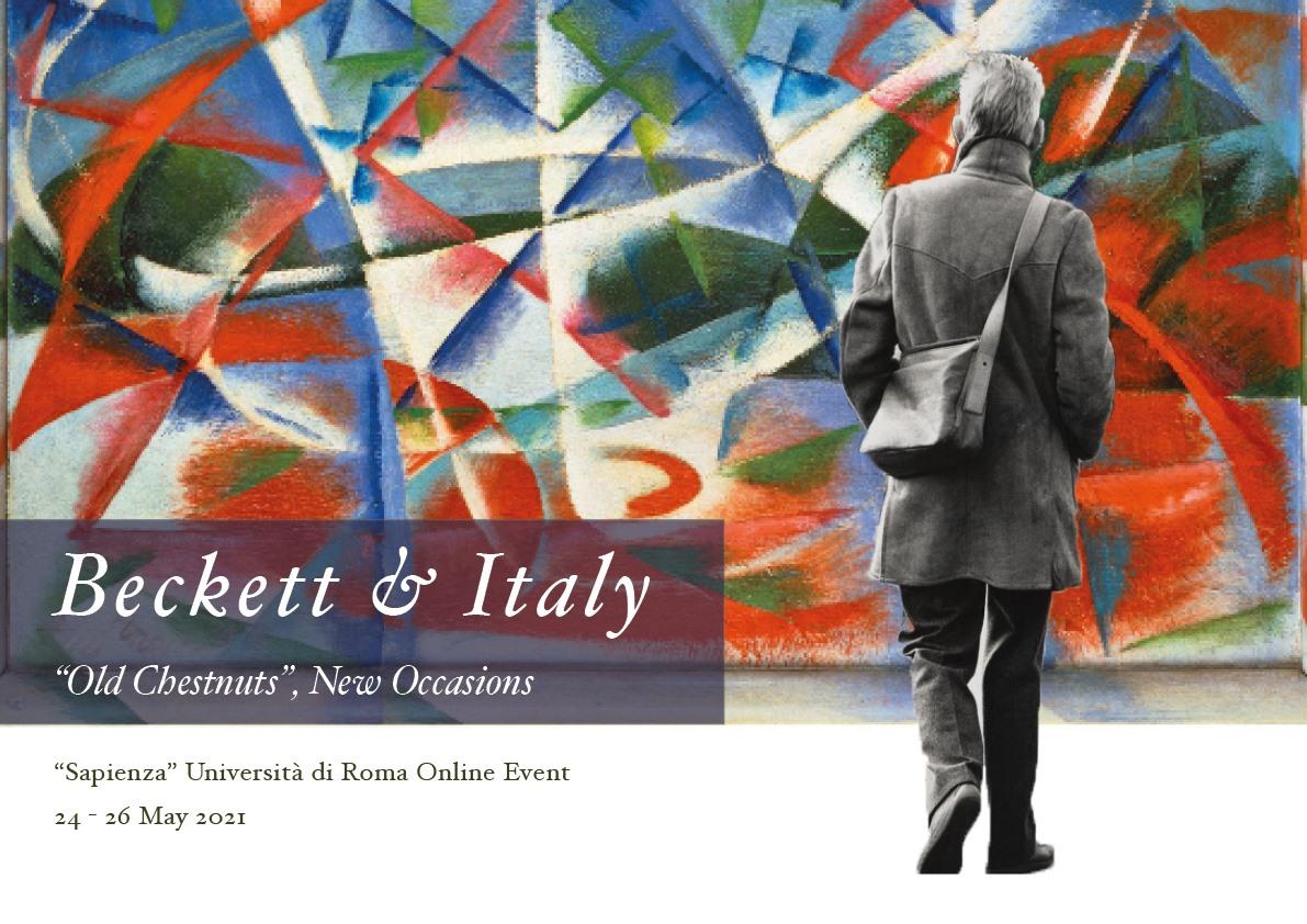 Beckett & Italy, 24-26 May 2021