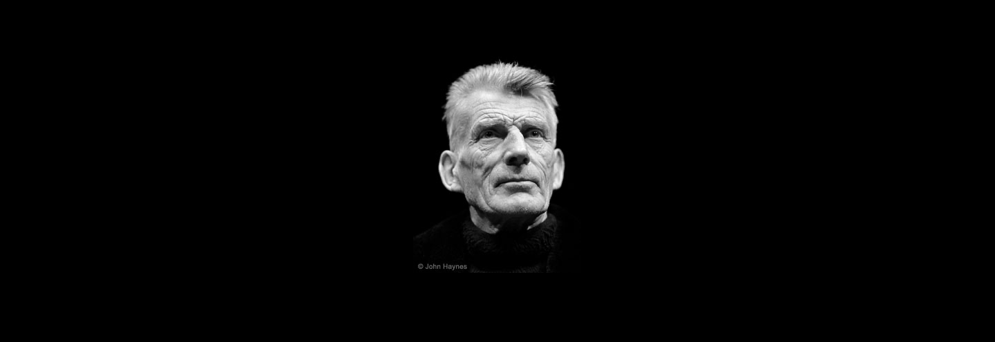 Recently Published: An Interview the editors of Samuel Beckett's 'Philosophy Notes'