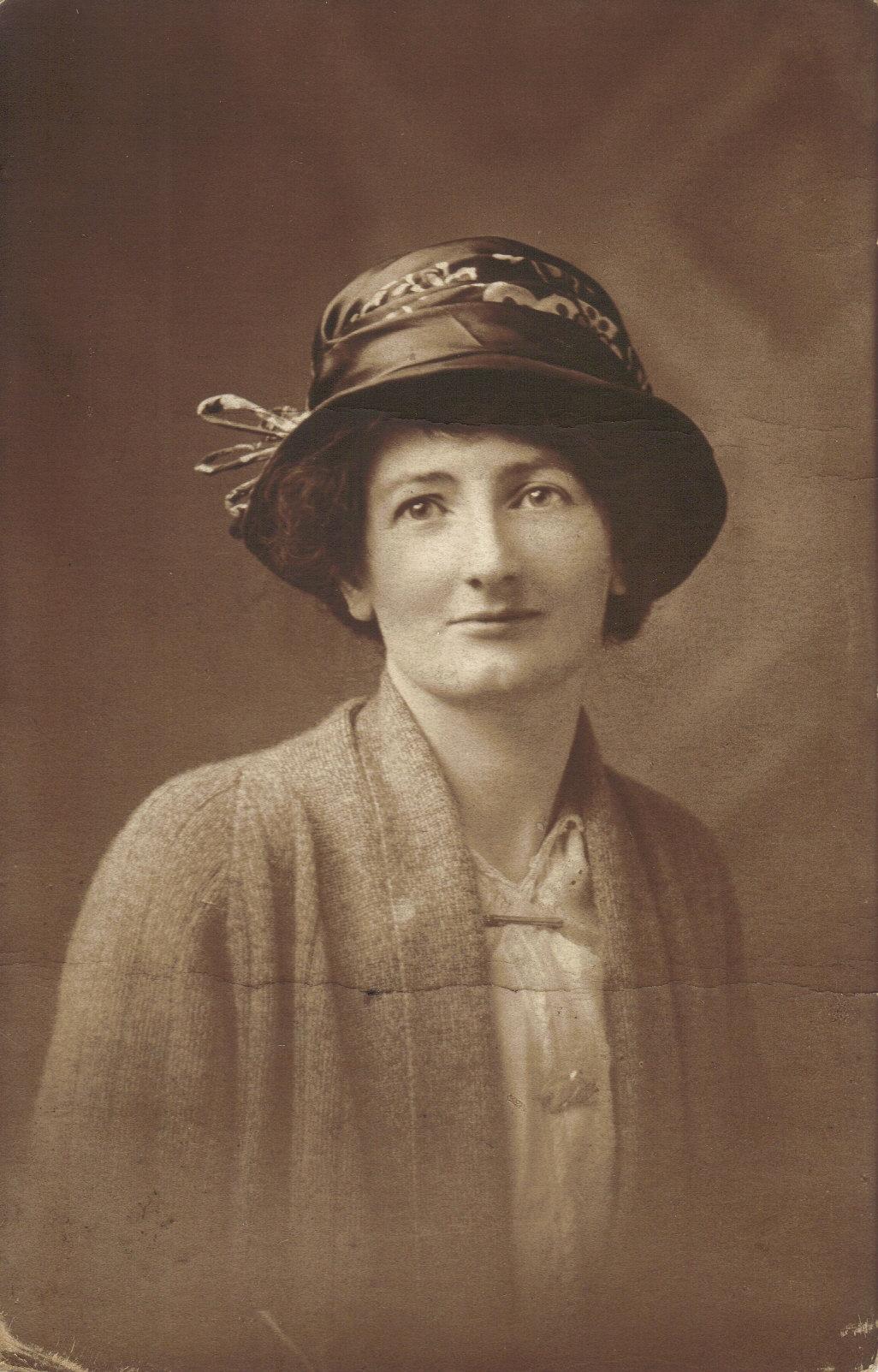 #International Women's Day 2021 and Ethel Carnie Holdsworth