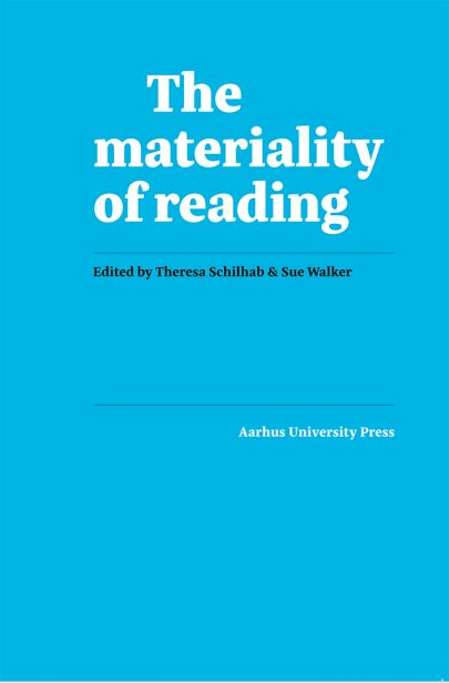 New book: The materiality of reading