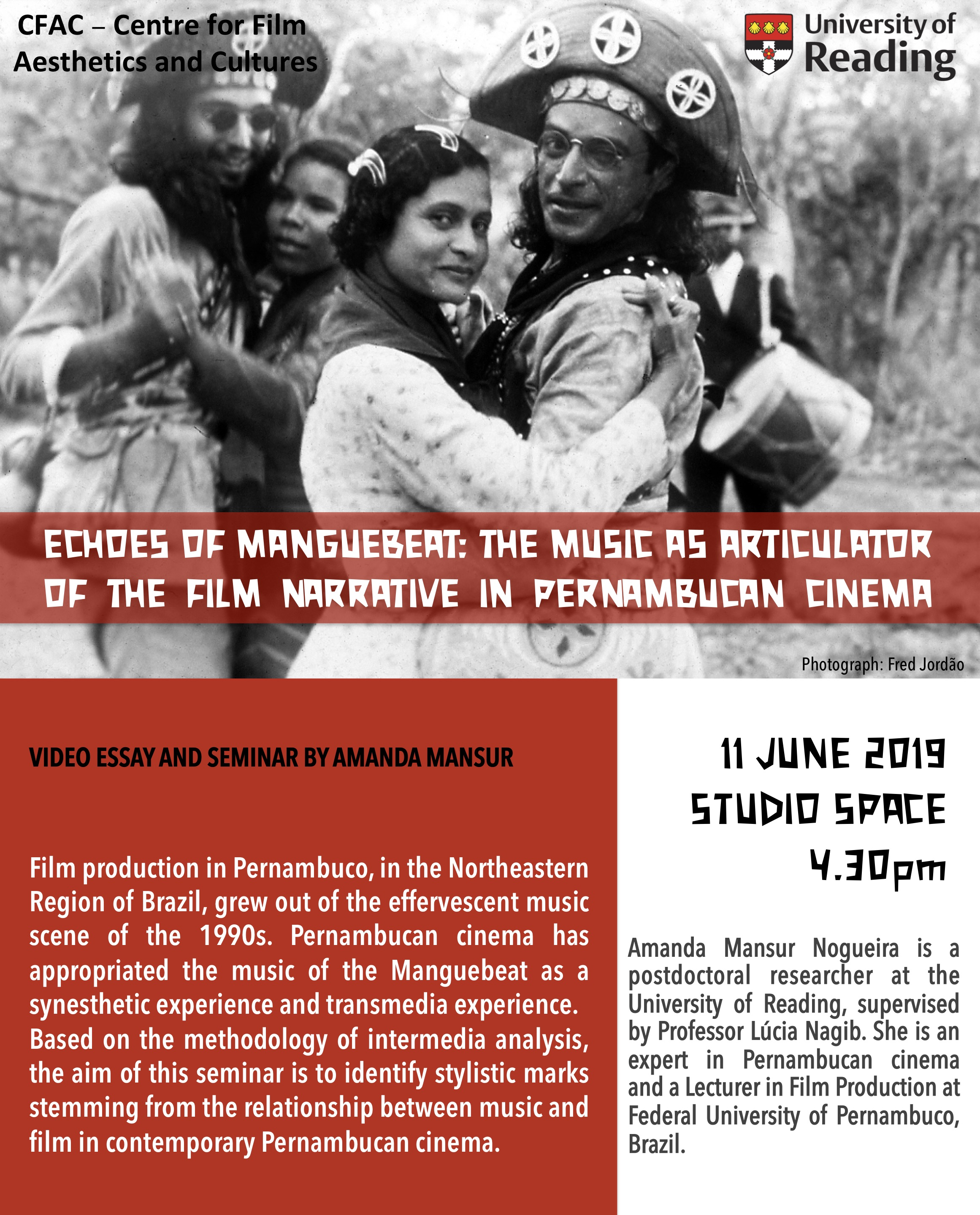 Echoes of Manguebeat: The Music as Articulator of the Film Narrative in Pernambucan Cinema