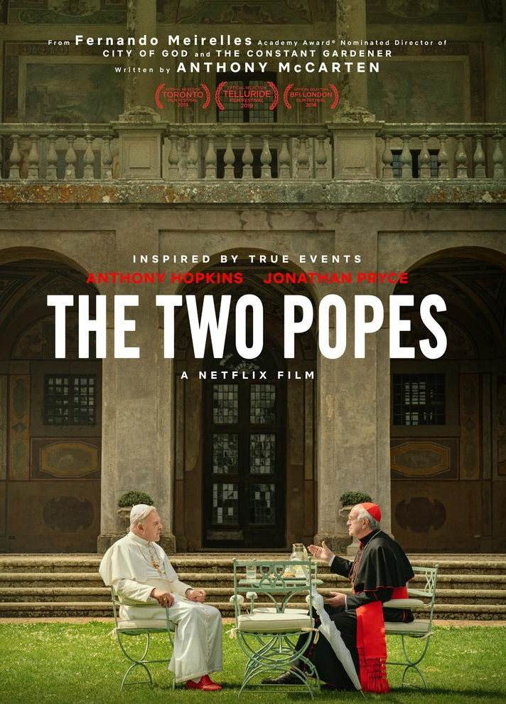 The Two Popes : Film Screening and Masterclass with the Director Fernando Meirelles
