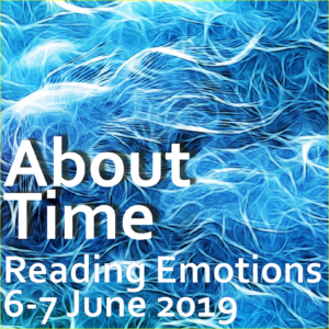 Reading Emotions 2019: About Time; temporal perspectives on affective processes