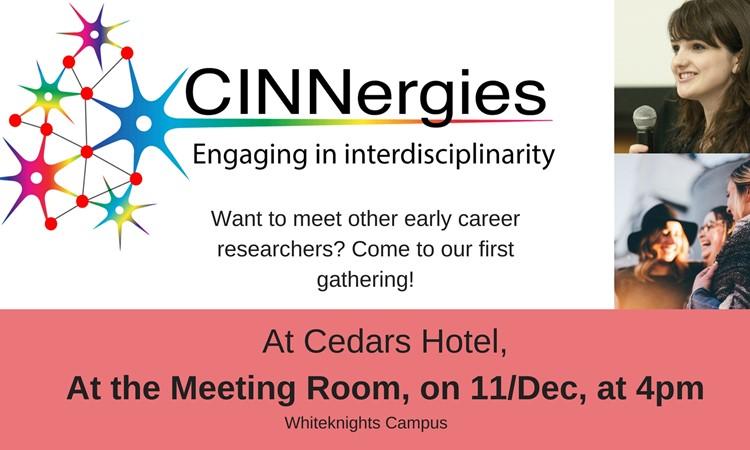CINNergies meeting (11 December 2017)