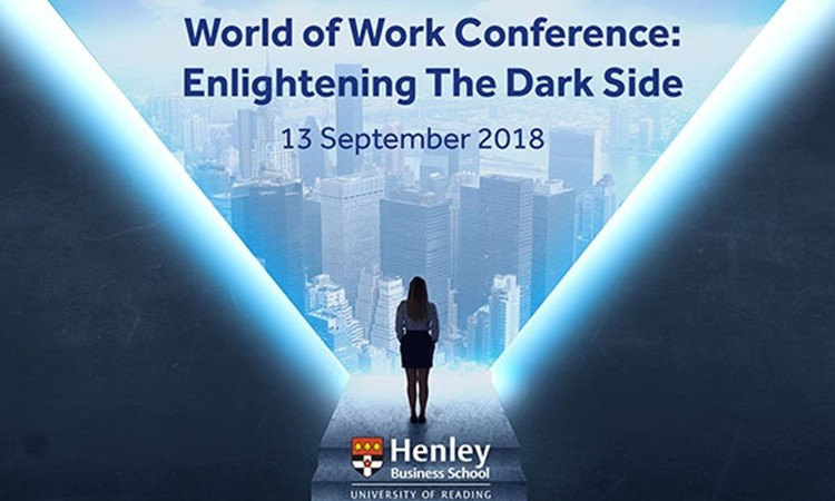 World of Work conference on the 13th September 2018