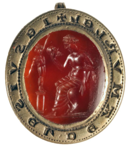 Sealstone in the British Museum