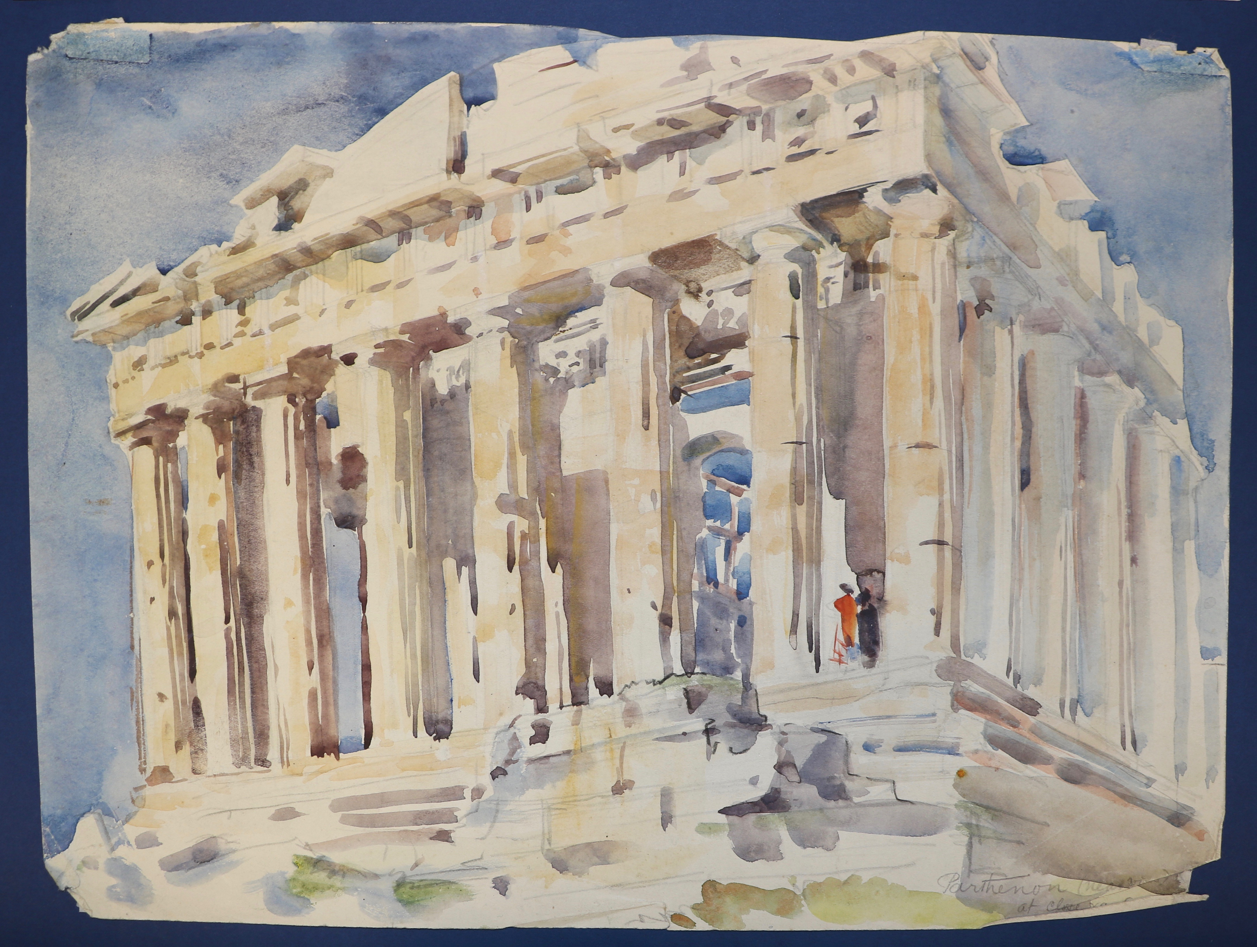 Allen Seaby, Leon of Massalia, Chapter 8: On the Acropolis