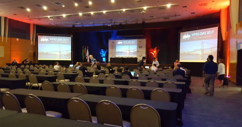 WMO Symposium on Data Assimilation