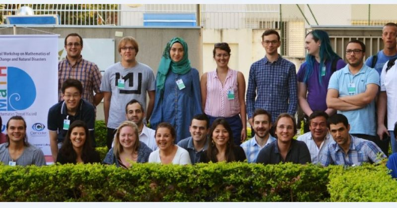 International Workshop on Mathematics of Climate Change and Natural Disasters