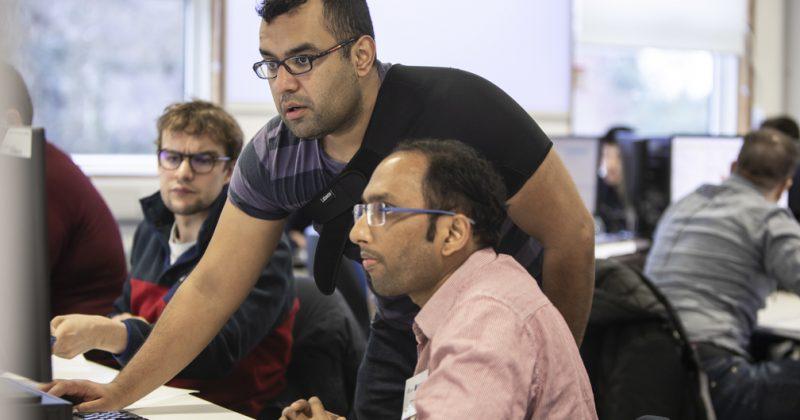 Data assimilation training at the University of Reading