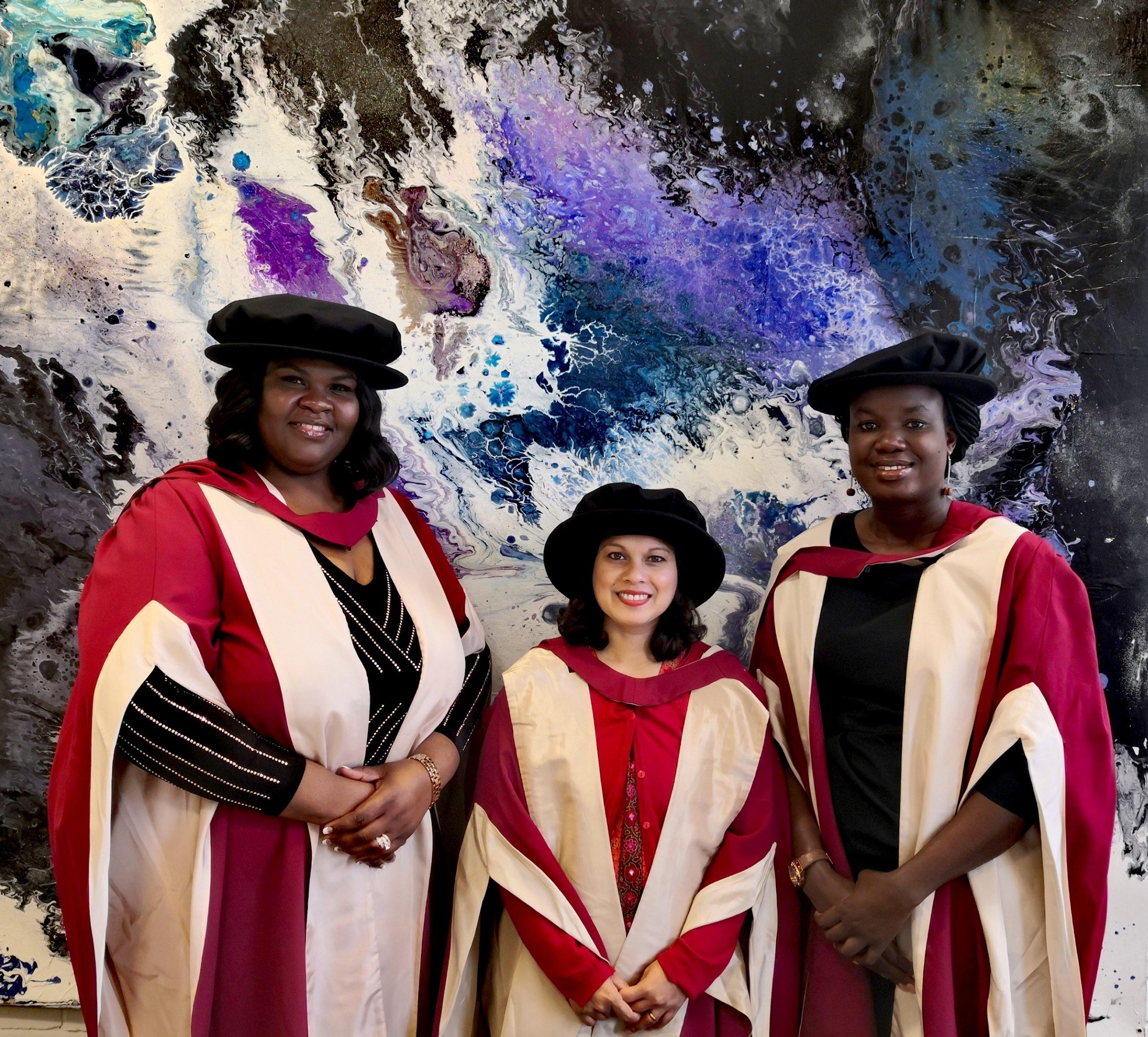 NEWS – Celebrating academic success of IoE doctoral students (Autumn, 2019)