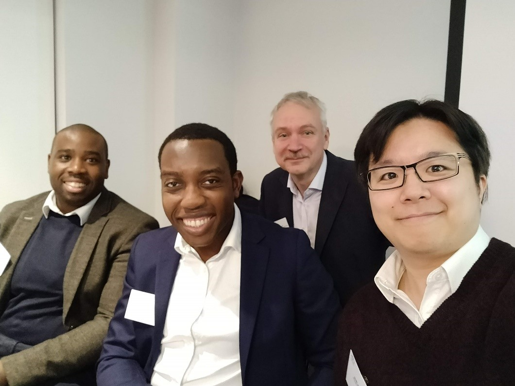 NEWS – Dr. Billy Wong was invited speaker at the Chartered Association of Business Schools (CABS) annual conference on BAME progression and attainment
