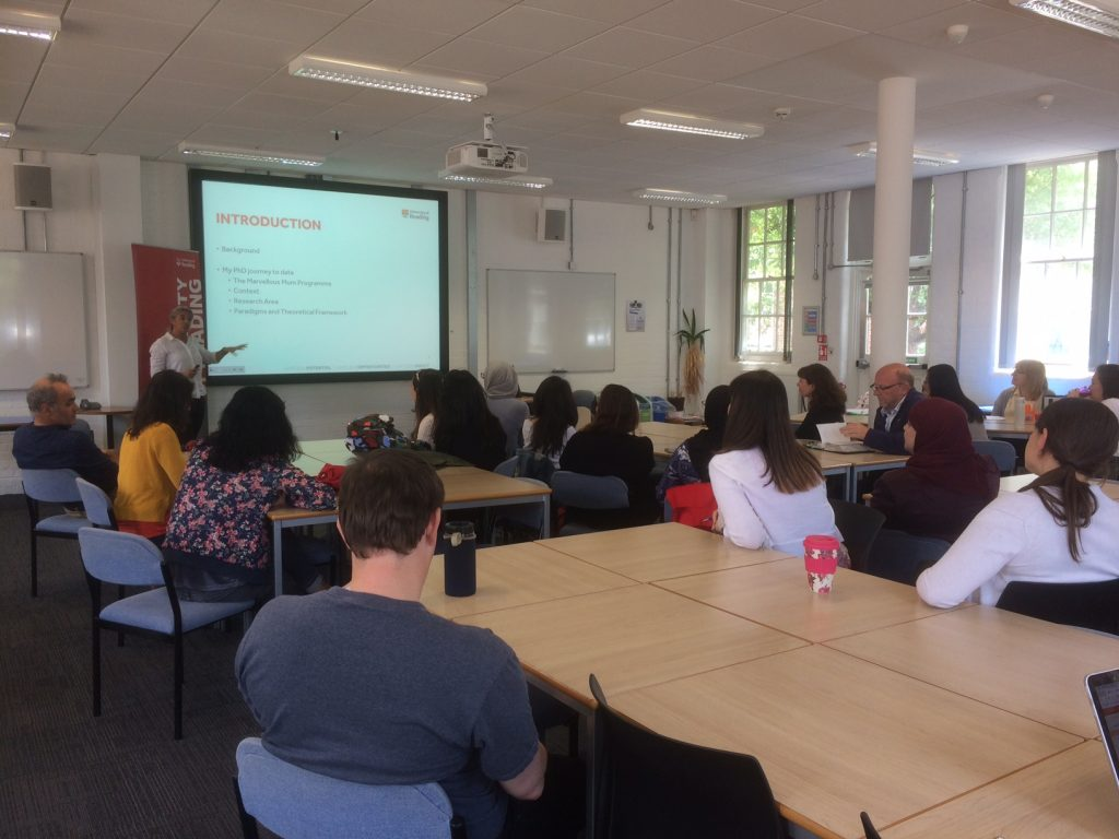 NEWS – New date of the IoE Postgraduate Research Conference – Wednesday 1 July 2020
