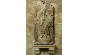 The York Virgin statue, possibly similar to the Virgin statue in the Lady Chapel (© Louise Hampson)