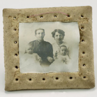 First World War in biscuits