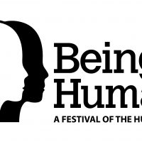 Being Human logo black
