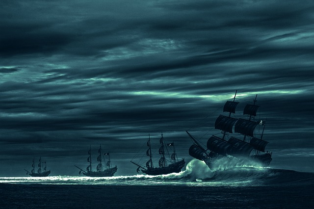 maritime history pirates