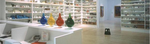 Architecture of Pharmacies – Co-designing Pharmacy Spaces