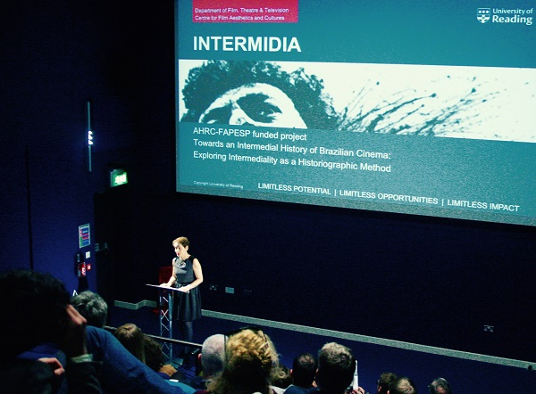 IntermIdia launch event conference