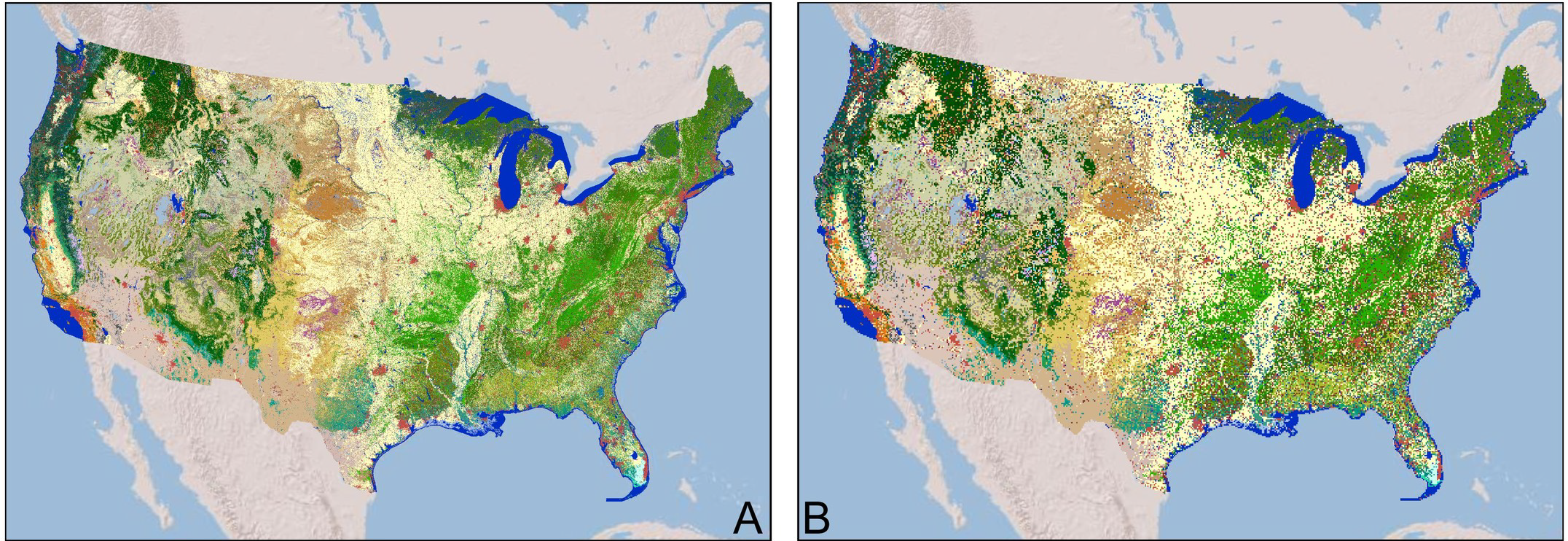 Classifying Land Use Practices in the Holocene by Sandy Harrison