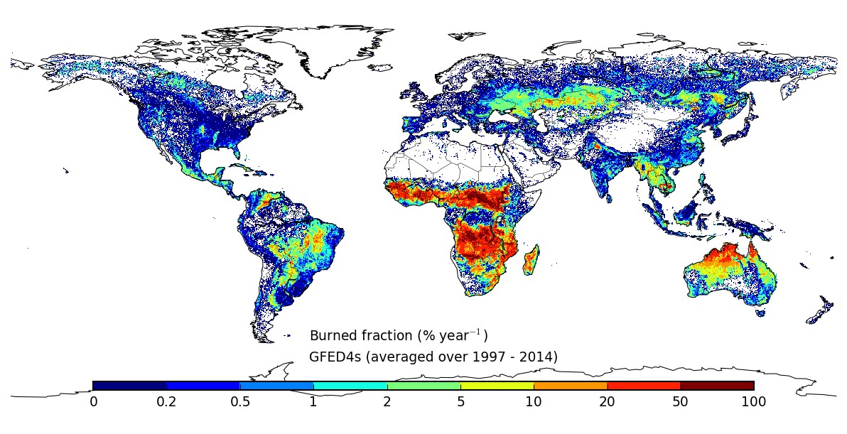 Recent global and regional trends in Wildfire behaviour. By Sandy Harrison