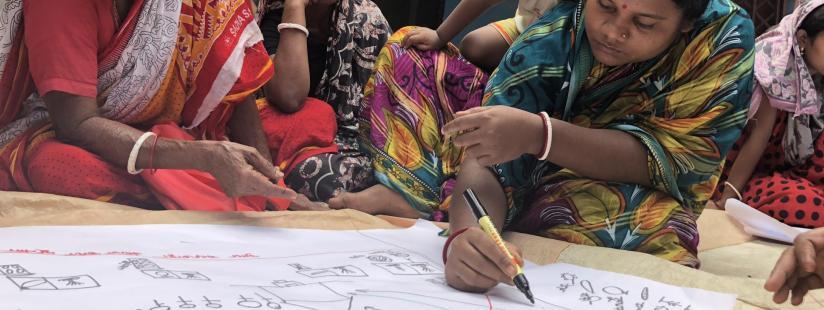 Blog post on Agrilinks: PICSA in Bangladesh
