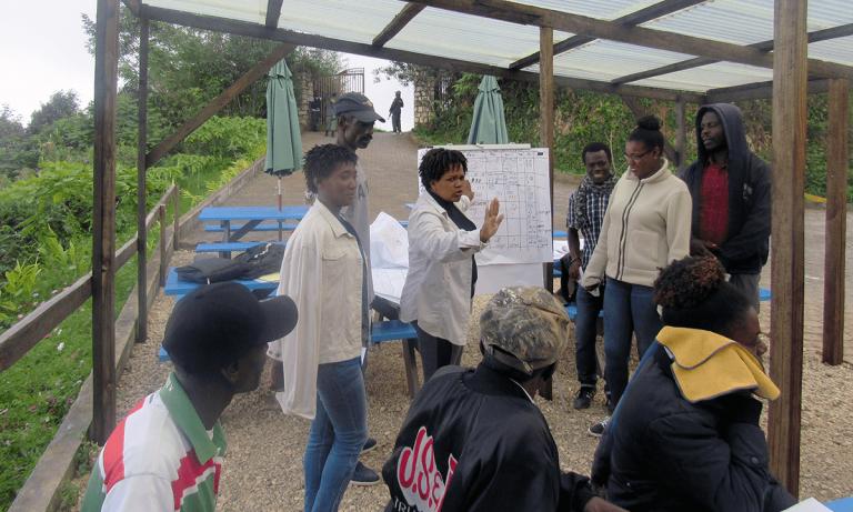 Update on PICSA in Haiti
