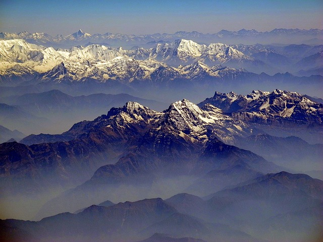 Climate change could melt the world's third largest store of ice in the Himalayas.