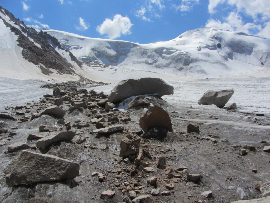 Retreating glaciers: the science behind the story