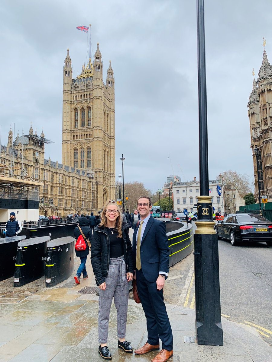 Taking Reading research to Westminster