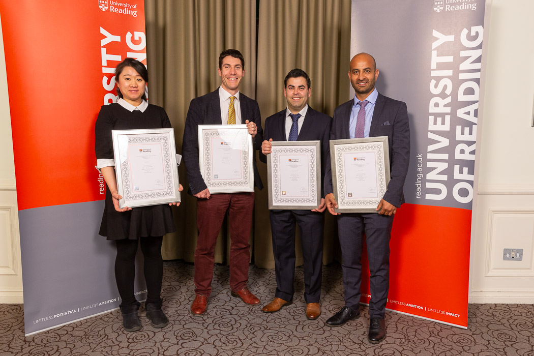Prizes awarded to outstanding early career researchers