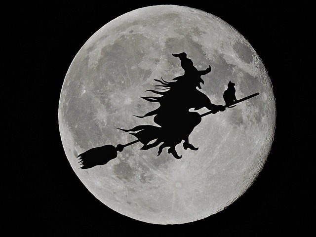 Reading researcher Kristina West explores the resurgence of the word witch.