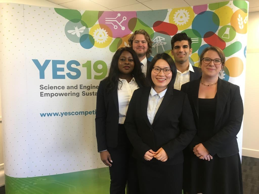 YES19 Young Entrepreneurs Scheme