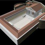 3D model of the Forum Augustum
