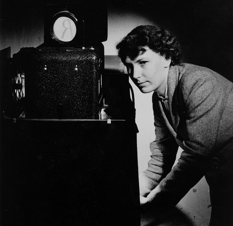 Patricia Saunders 1933–2019